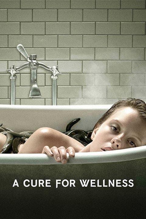 Poster de 'La cura del bienestar'