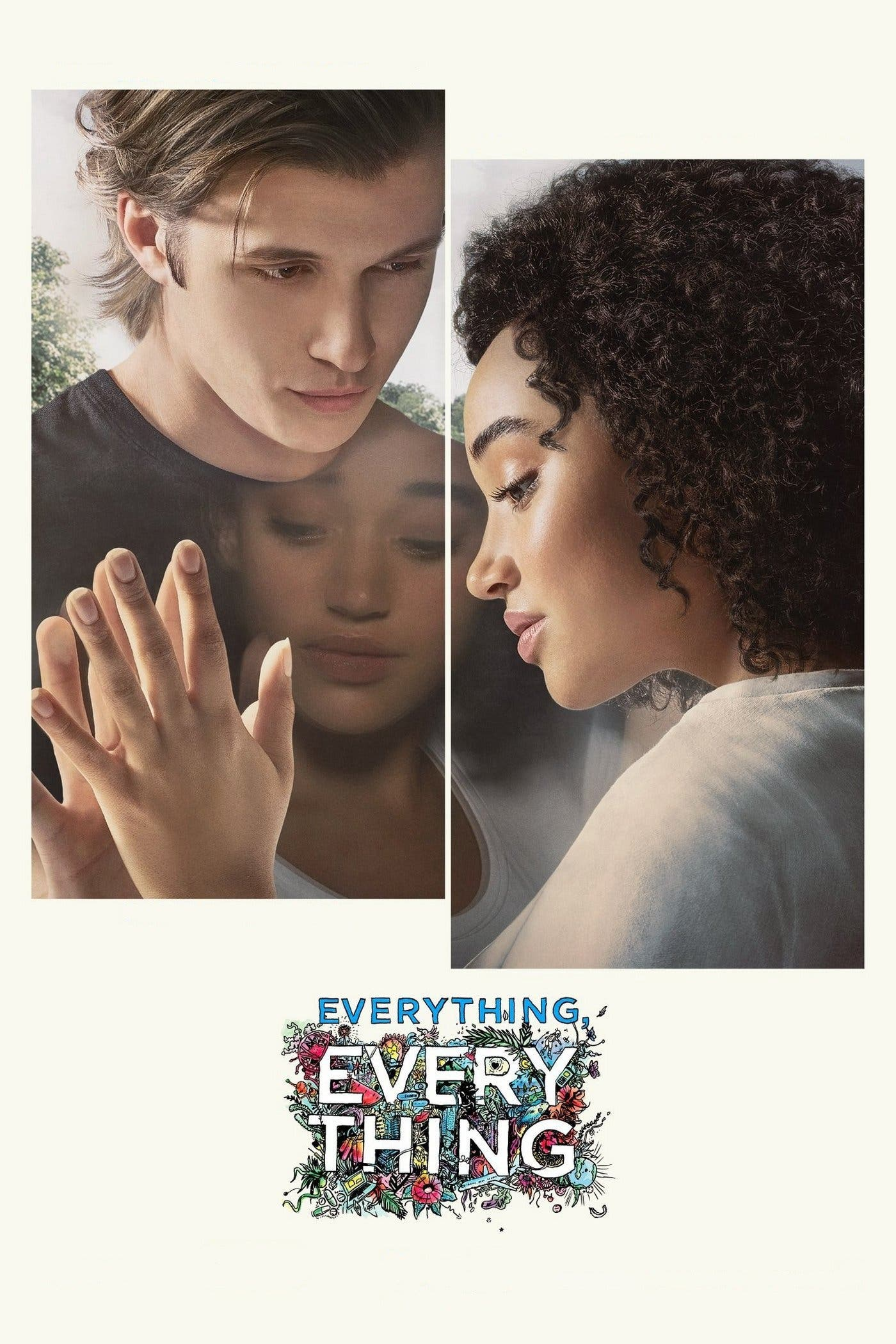 Poster de 'Everything, Everything'
