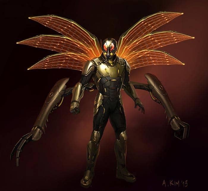 Así iba a ser el crossover entre Pixar y Marvel en 'Ant-Man'
