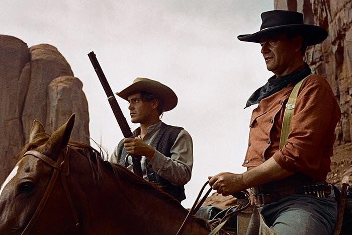 'Centauros del desierto' inspira 'Logan'