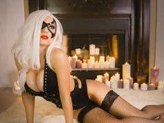 LO+HOT: Jessica Nigri hace explotar Internet vestida de Gata Negra
