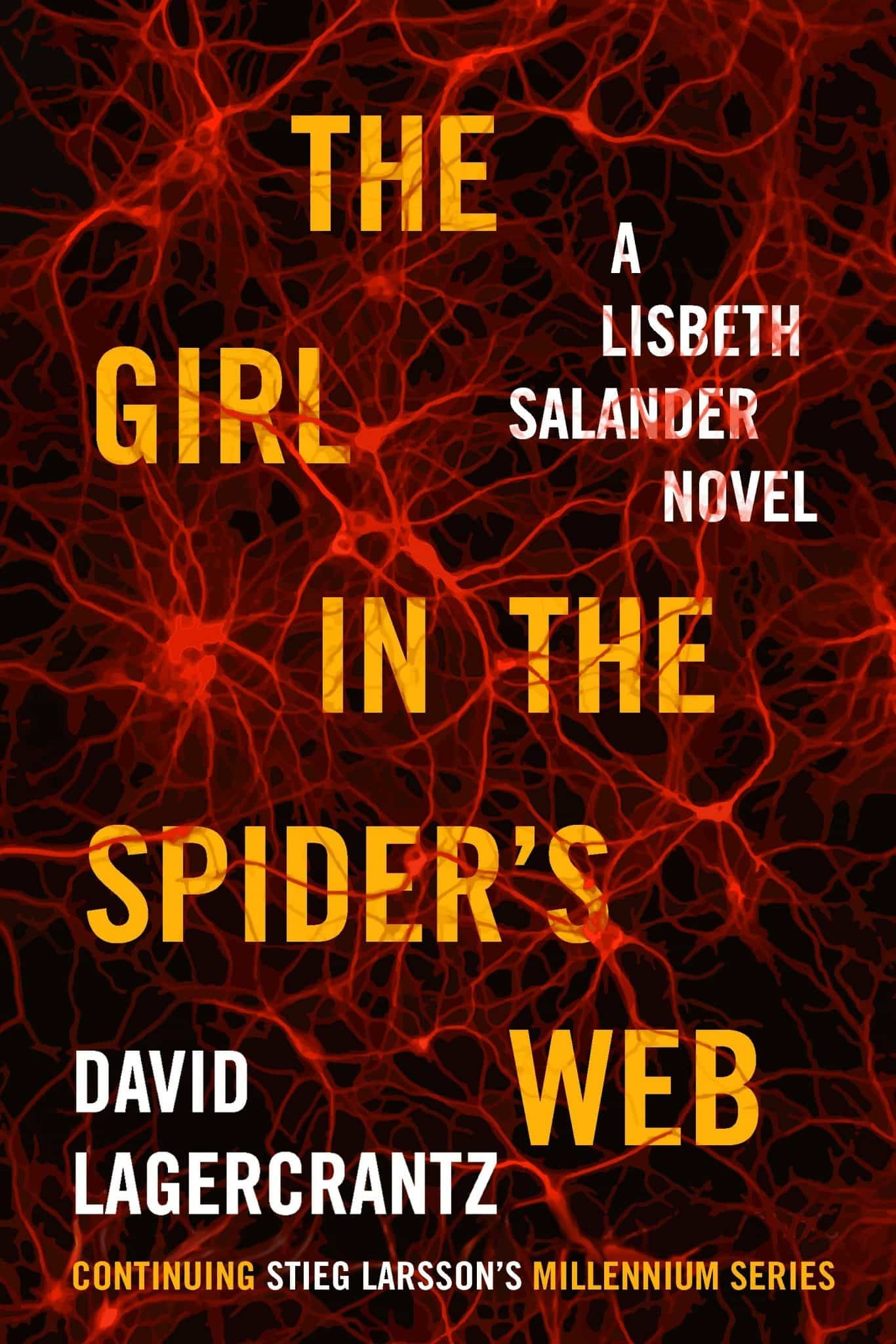 Poster de 'The Girl in the Spider's Web'