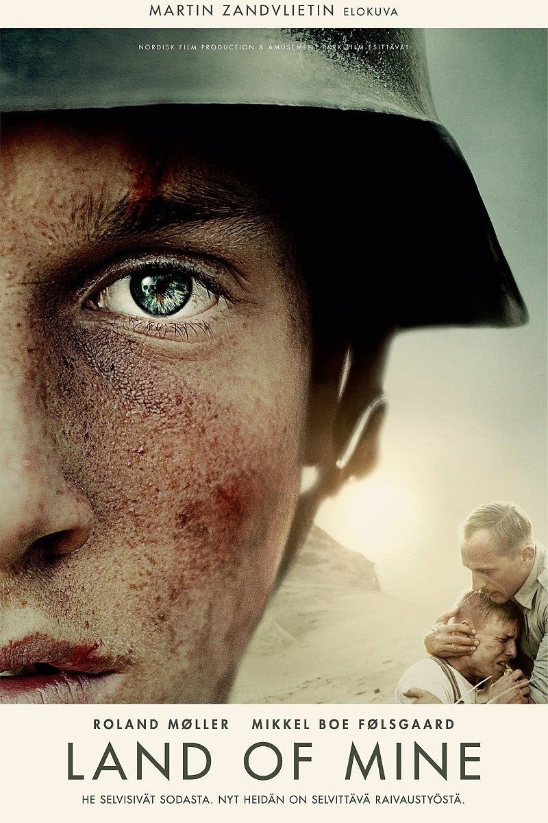 Poster de 'Land of Mine'
