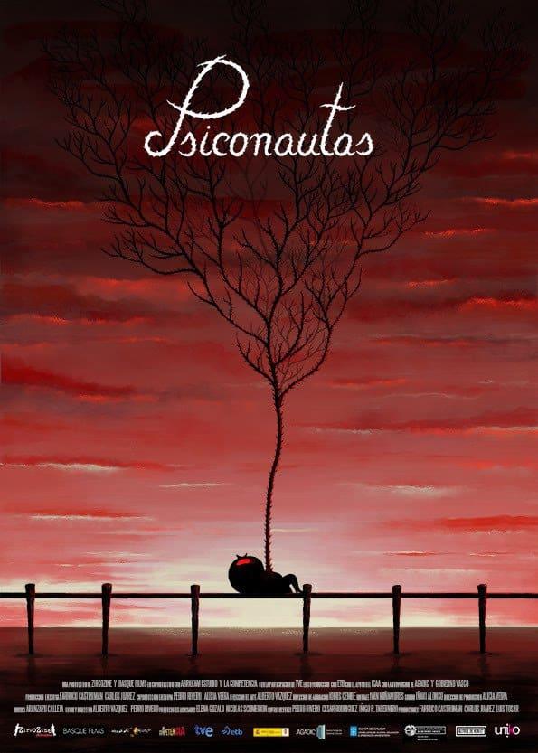 Poster de 'Psiconautas, los niños olvidados'