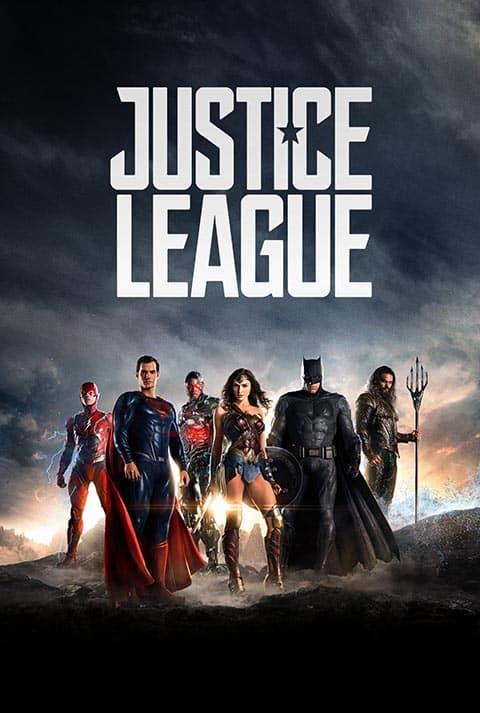 Poster de 'La Liga de la Justicia'