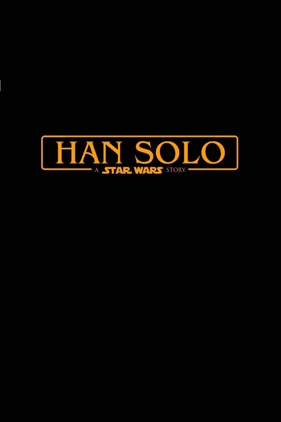 Película de 'Han Solo' (Star Wars)