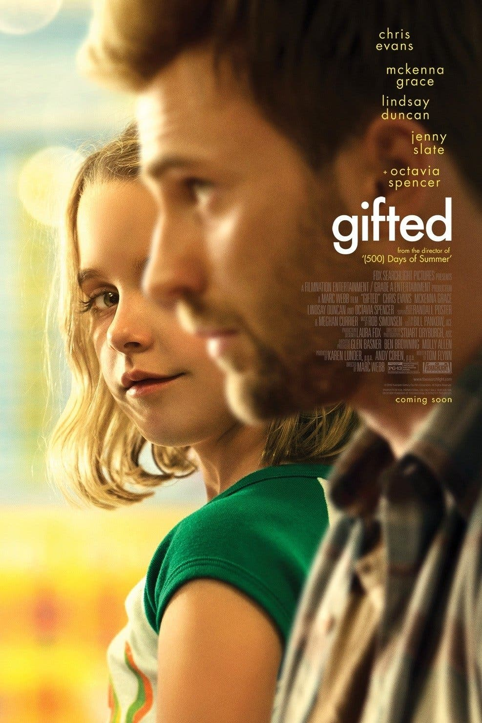 Poster de 'Gifted'