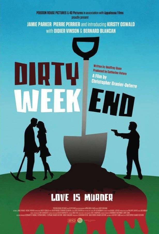 Poster de 'Le Weekend'