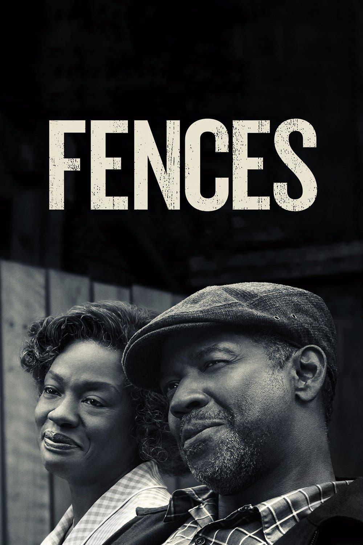 Poster de 'Fences'