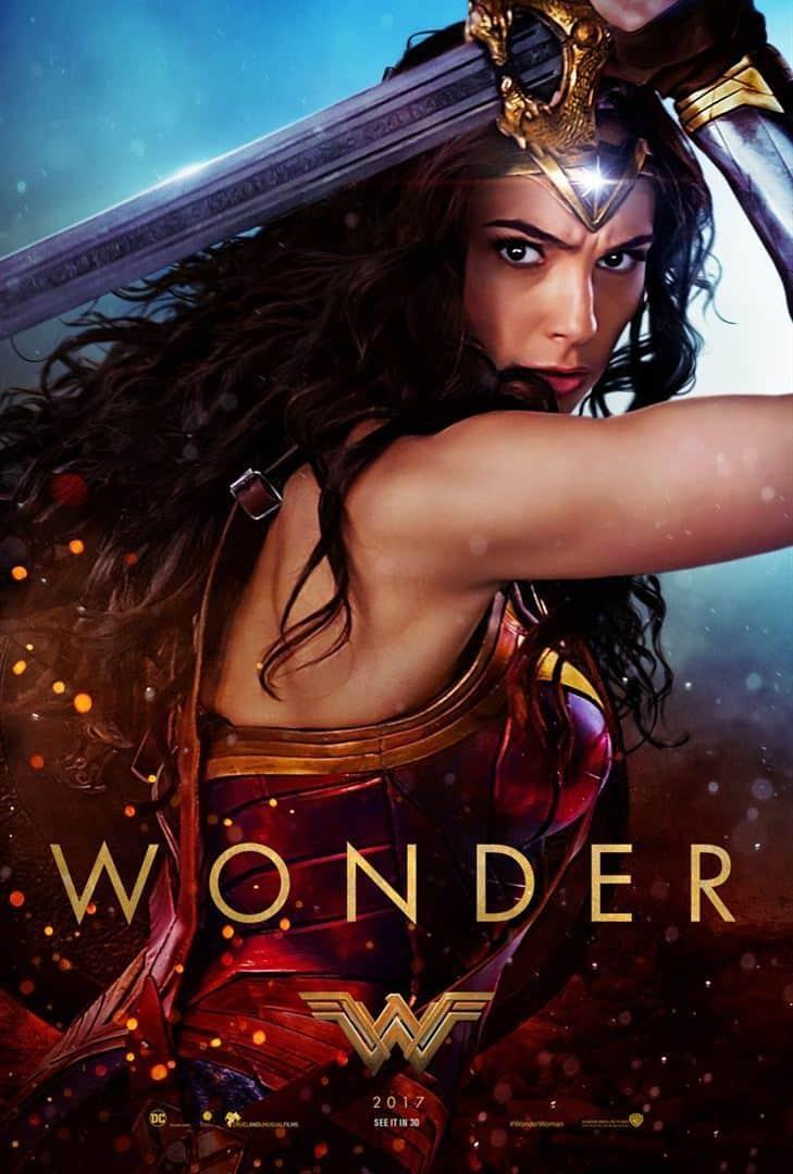 Nuevo tráiler de Wonder Woman: Espectáculo de la princesa amazona