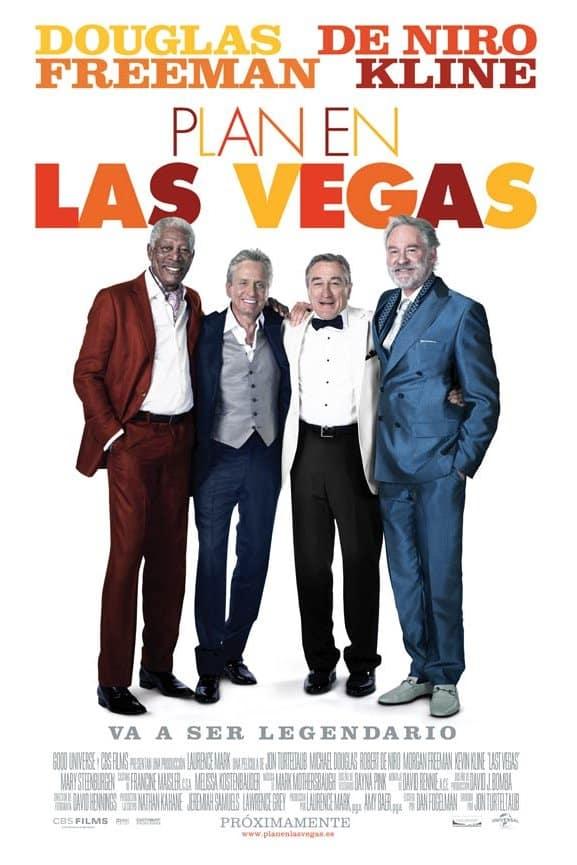 Poster de 'Plan en Las Vegas'