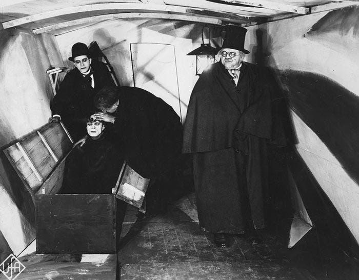 'El gabinete del Doctor Caligari' inspira 'Logan'