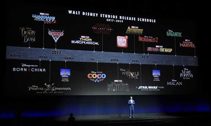 Estrenos Disney