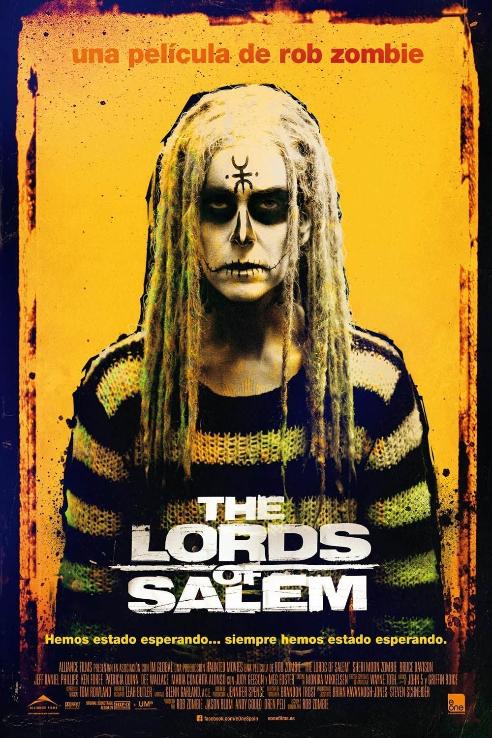 Poster de 'The Lords of Salem'