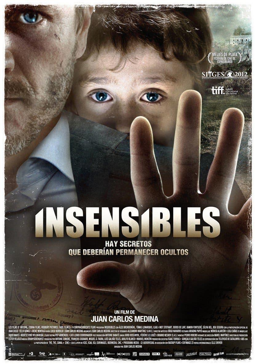 Poster de 'Insensibles'