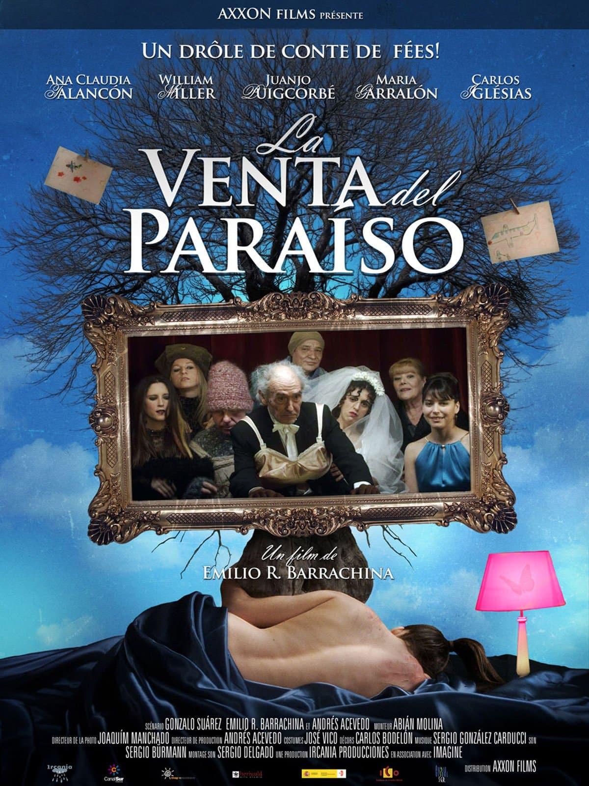 Poster de 'La venta del paraíso'