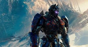 """Image from the movie """"Transformers: El último caballero"""""""
