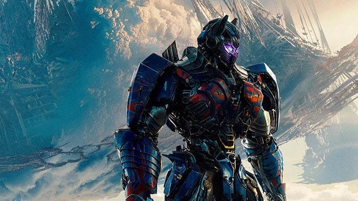 "Image from the movie ""Transformers: El último caballero"""