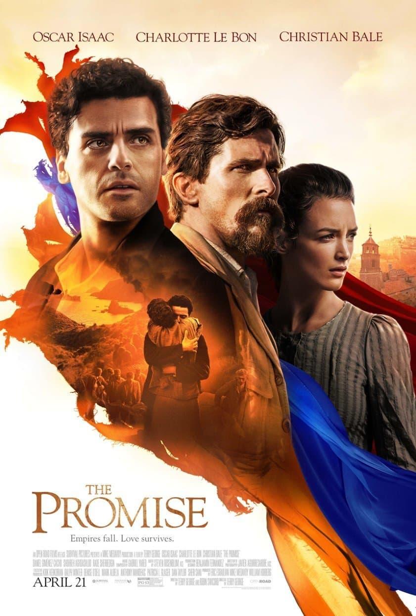 Poster de 'The Promise'