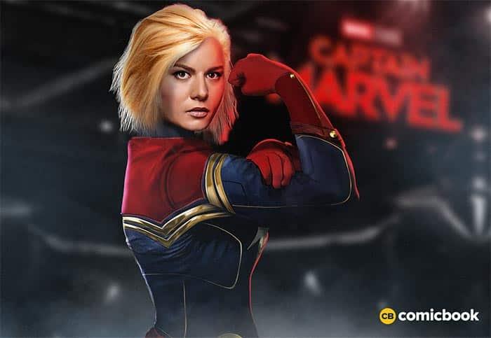 Origen de Capitana Marvel