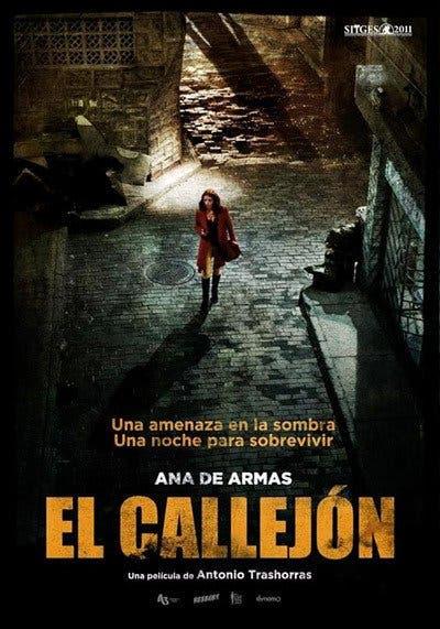Poster de 'El callejón'