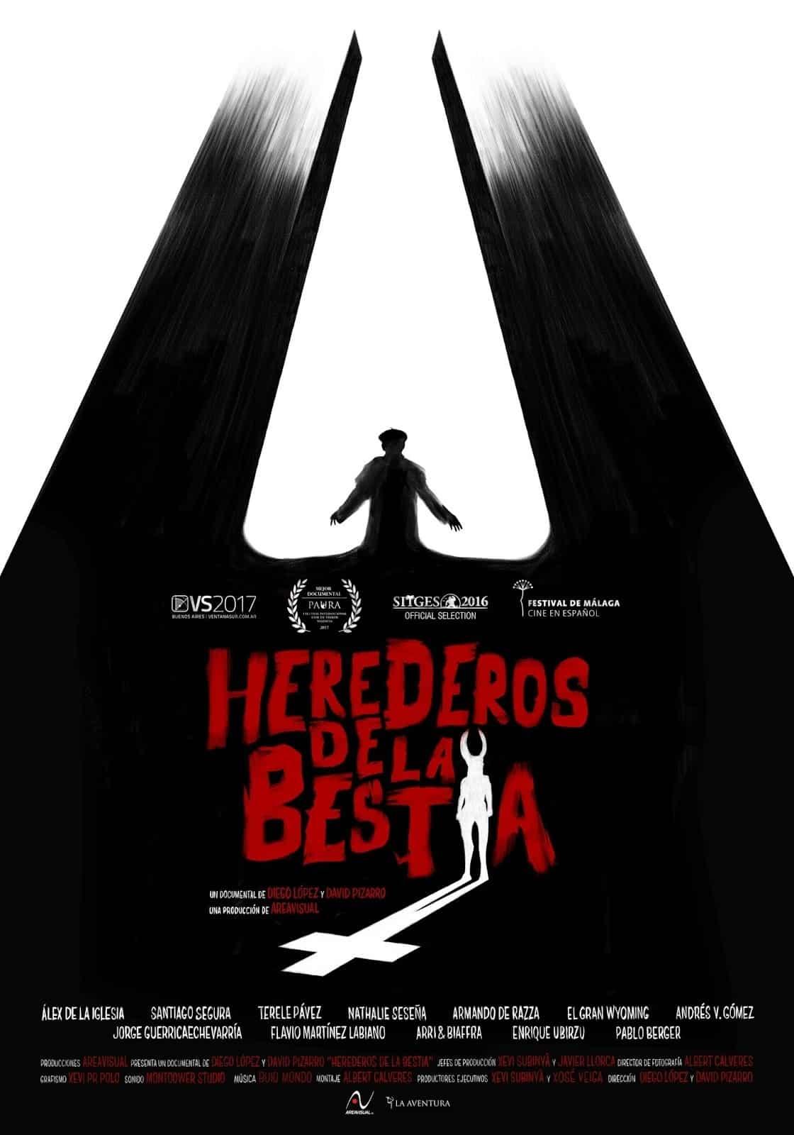 Poster de 'Herederos de la bestia'
