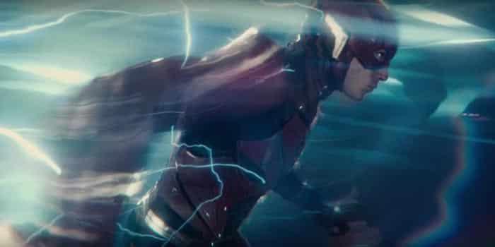 La Fuerza de la Velocidad en el tráiler de la 'Liga de la Justicia'