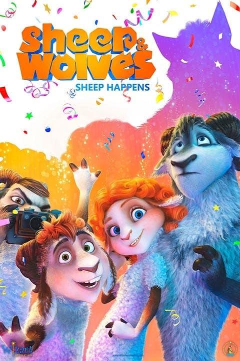Poster de 'Ovejas y lobos'