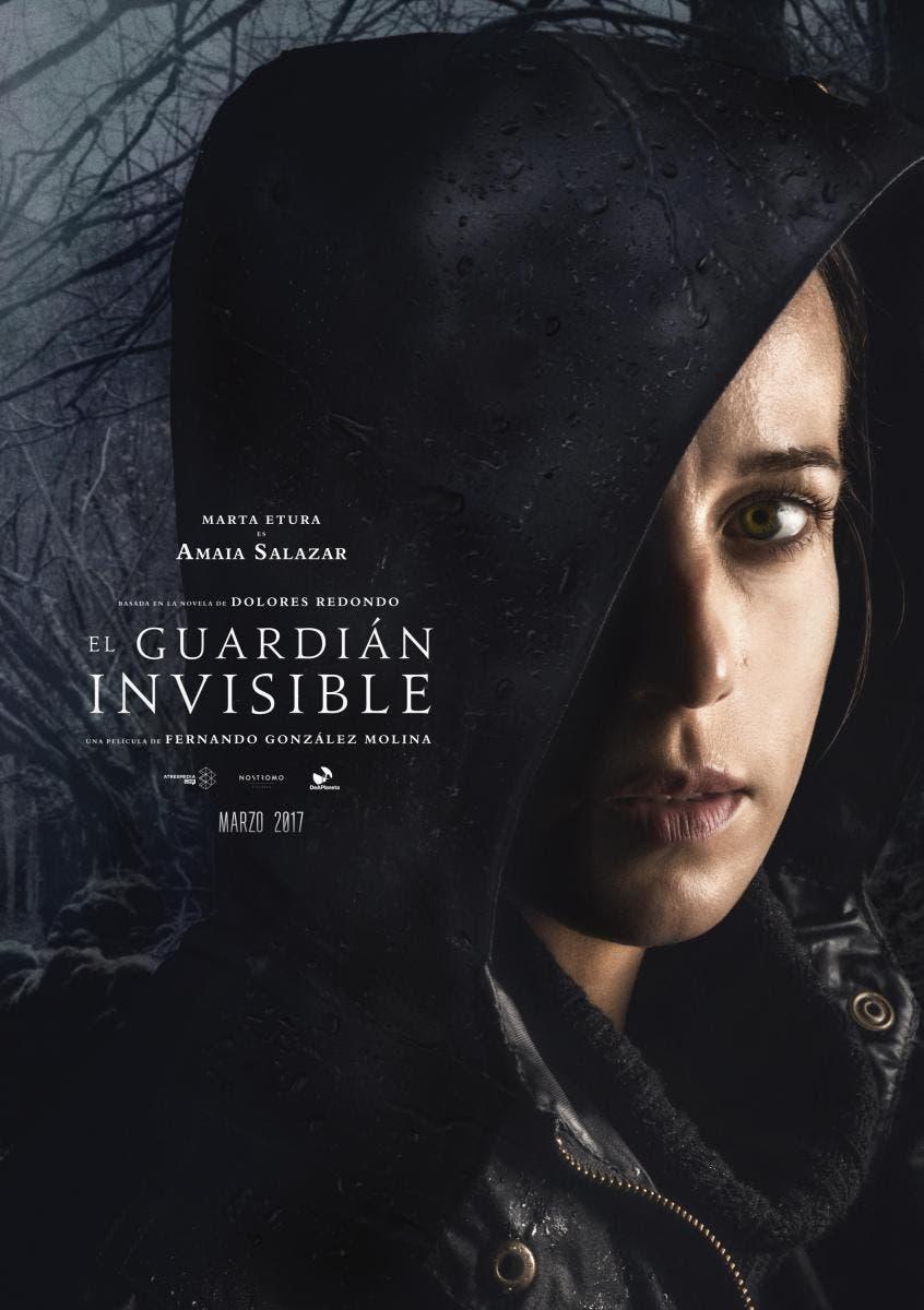 Poster de 'El guardián invisible'