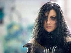 Thor: Ragnarok Cate Blanchett como Hela