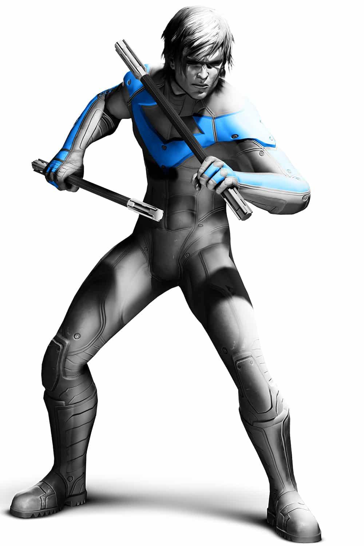 Poster de 'Nightwing'