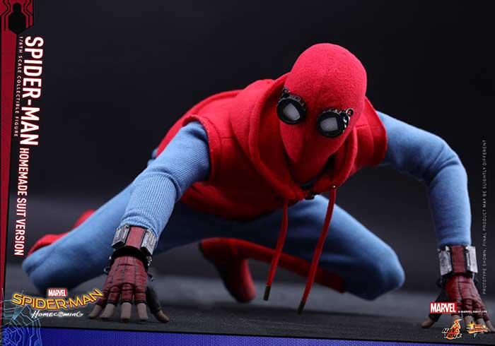 Spider-Man: Homecoming': 20 imágenes del traje casero de Spider-Man