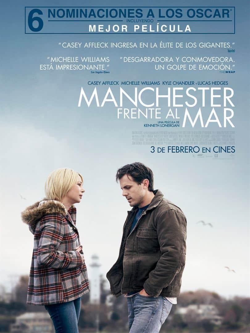 Poster de 'Manchester frente al mar'