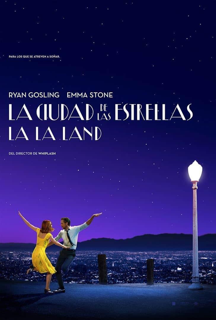 Poster de 'La ciudad de las estrellas. La La Land'