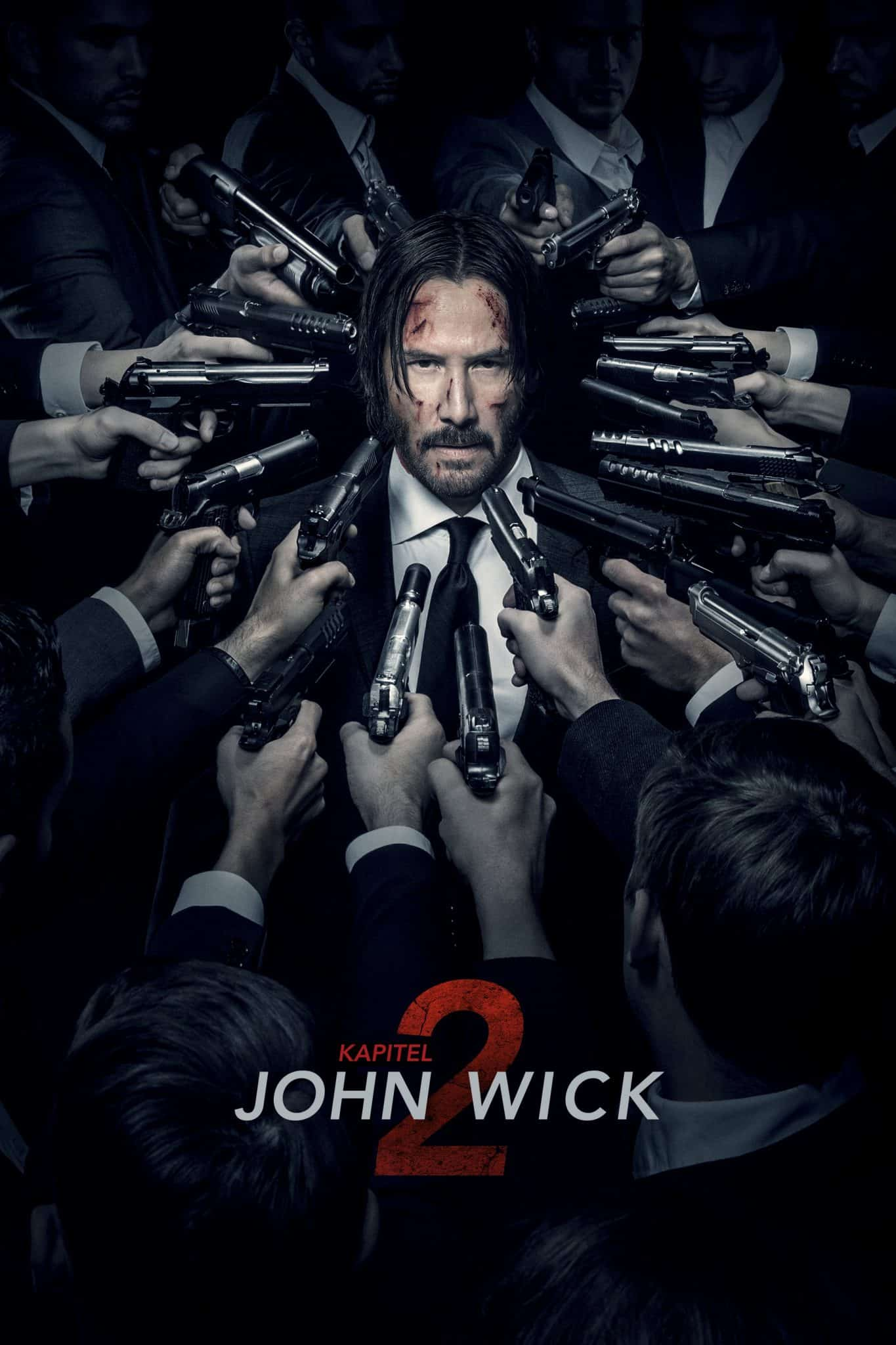 Poster de 'John Wick. Pacto de sangre'