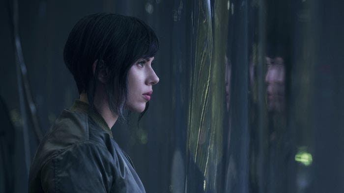 'Ghost in the Shell' es el primer gran fracaso del año 2017
