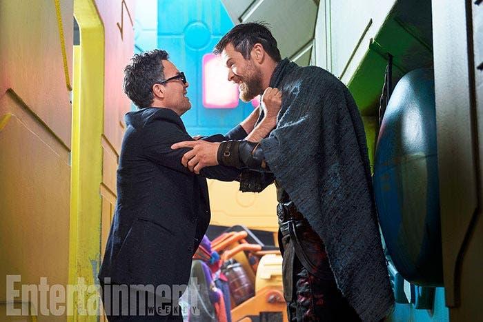 9 imágenes de 'Thor: Ragnarok' con Hela, Loki y Gran Maestro