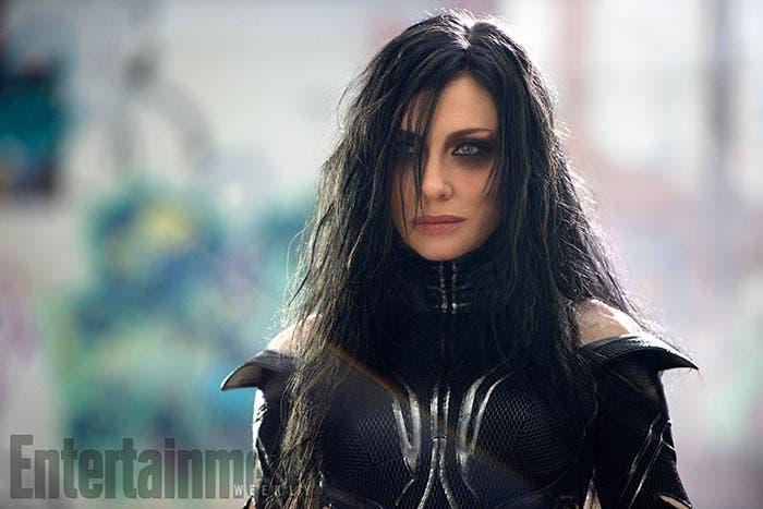Thor: Ragnarok con Cate Blanchett como Hela