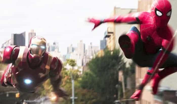 Spider-man: Homecoming ': Así es el amor de Spider-Man por Iron Man