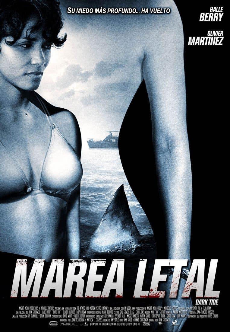 Poster de 'Marea letal'