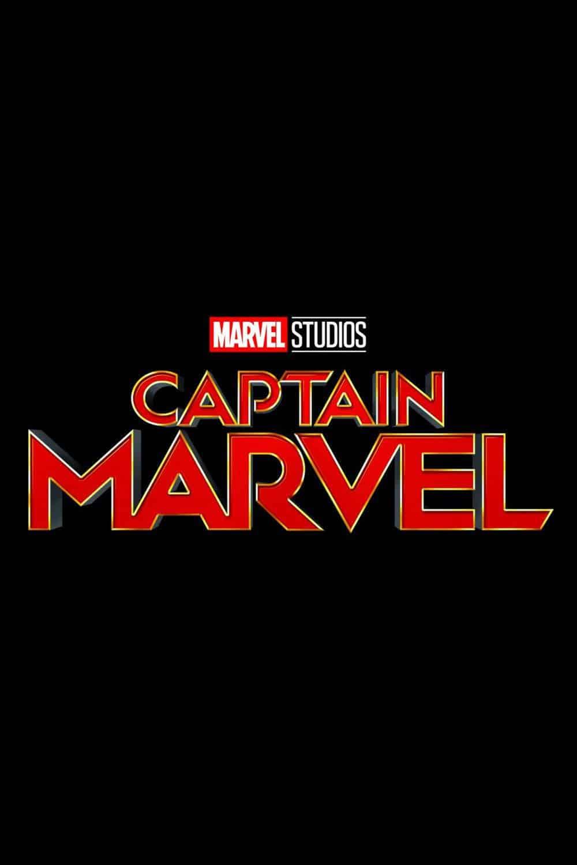 Poster de 'Captain Marvel'