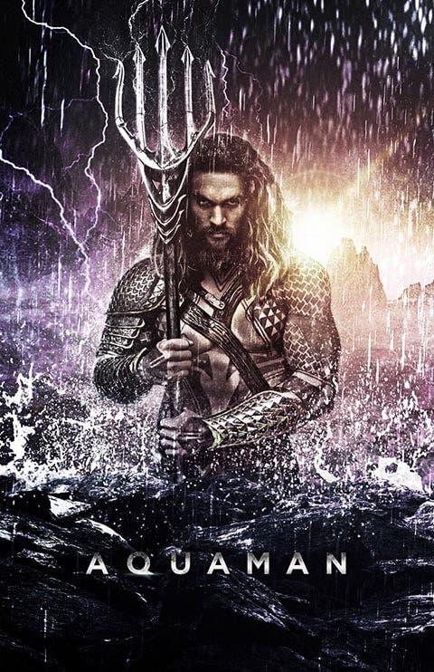 Warner retrasa la fecha de estreno de 'Aquaman'
