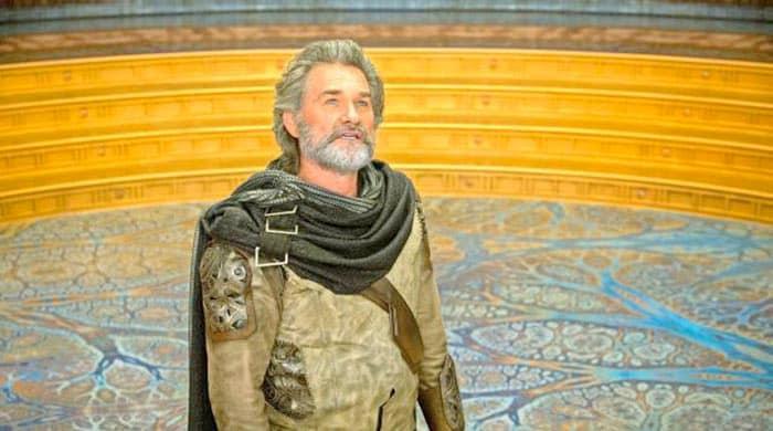 Kurt Russell revela un pequeño spoiler de 'Guardianes de la Galaxia Vol. 2'