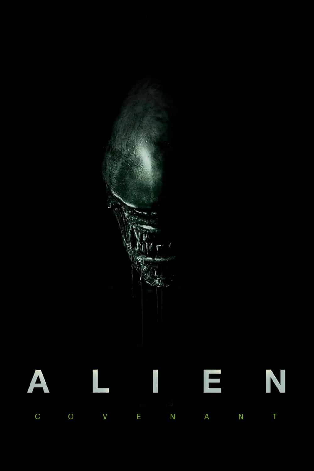 Poster de 'Alien: Covenant'