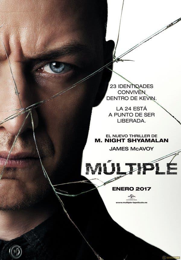 Poster de 'Múltiple'