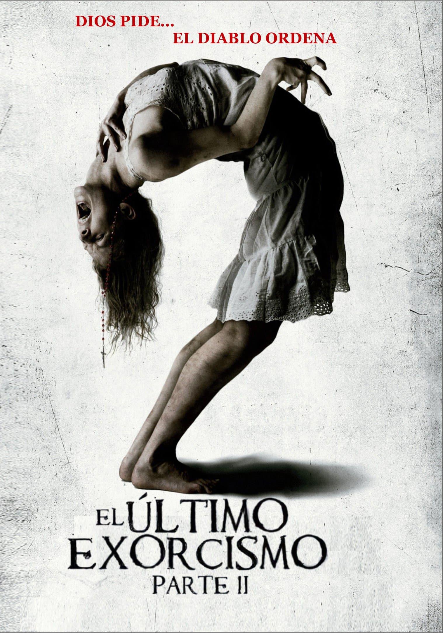Poster de 'El último exorcismo 2'