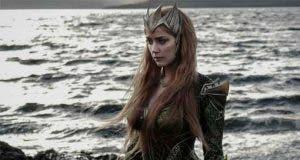 Amber Heard como Mera en la Liga de la Justicia