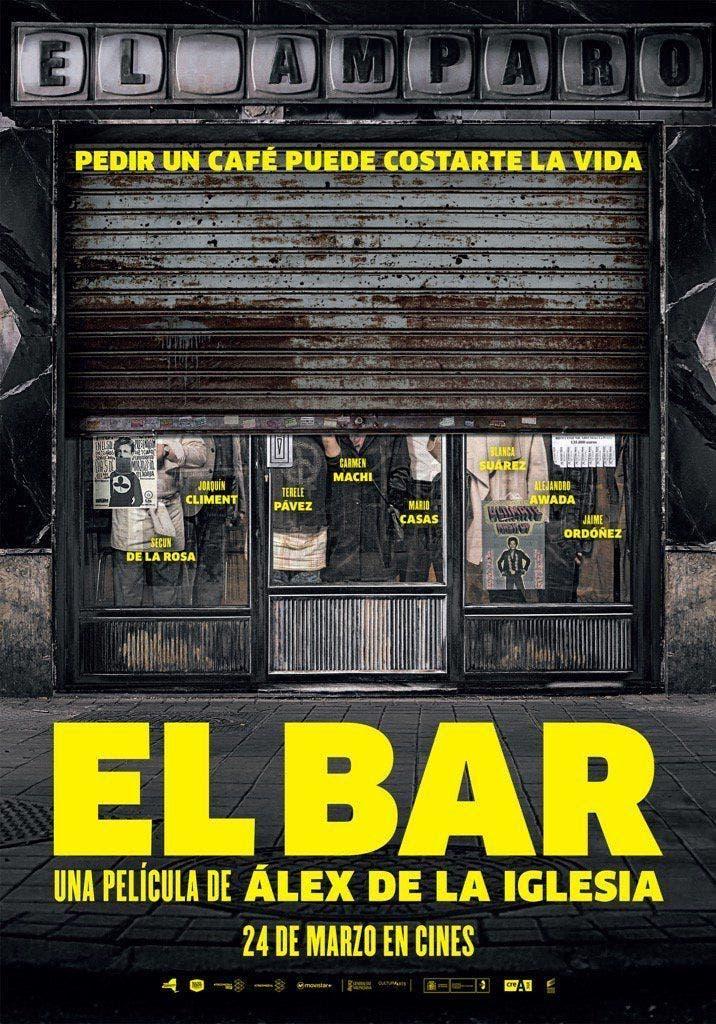 Poster de 'El Bar'