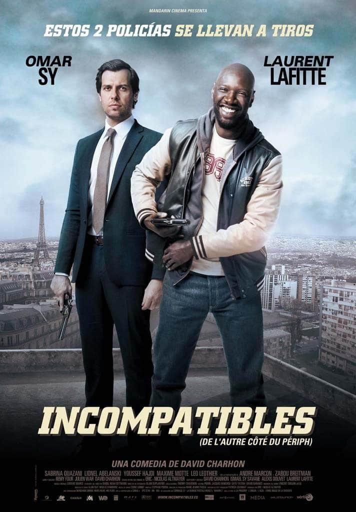 Poster de 'Incompatibles'