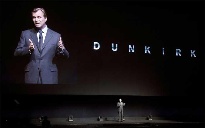 Dunkirk (Dunkerque) Christopher Nolan